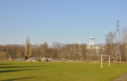 luchtfoto Schansbroek
