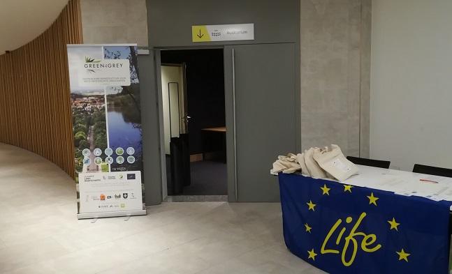 Foto start conferentie