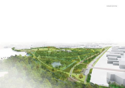 Foto voorstel Kerremanspark
