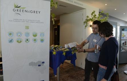 Green4Grey op eindconferentie GIFT-T klein